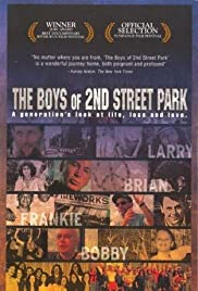 The Boys of 2nd Street Park Poster