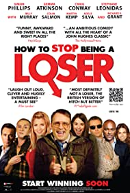 Craig Conway, Martin Kemp, Stephanie Leonidas, Colin Salmon, Adele Silva, Gemma Atkinson, Martin Compston, and Simon Phillips in How to Stop Being a Loser (2011)