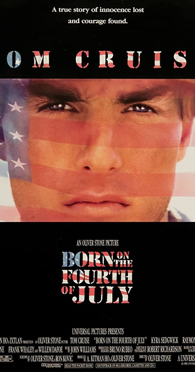 Born On The Fourth Of July 1989 Imdb