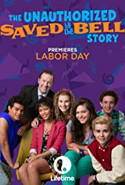 The Unauthorized Saved by the Bell Story Poster
