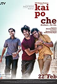 Kai po che! (2013) Poster - Movie Forum, Cast, Reviews