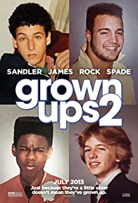 Primary photo for Grown Ups 2