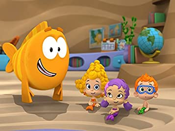 Costume Boxing! Poster & Bubble Guppies