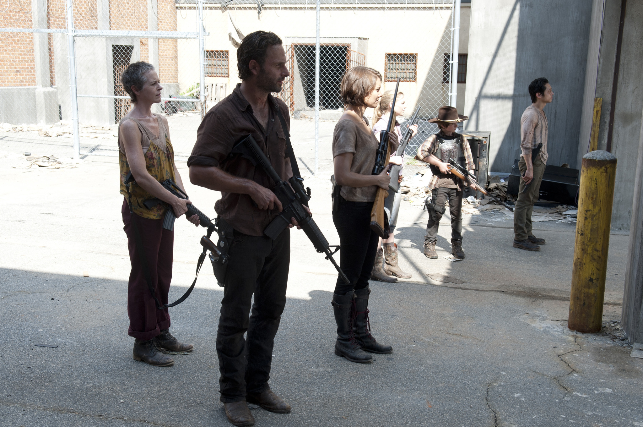 The Walking Dead 3×11 – No soy un judas