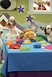 Doggy Dining Disaster Poster