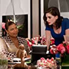 Queen Latifah and Anne Hathaway in Valentine's Day (2010)