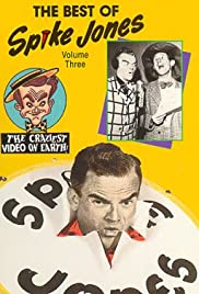The Spike Jones Show Poster