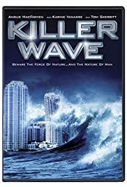 Killer Wave Poster - TV Show Forum, Cast, Reviews