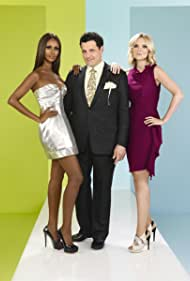 Iman, Isaac Mizrahi, and Laura Brown in The Fashion Show (2009)