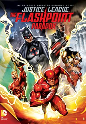 Justice League: The Flashpoint Paradox full movie streaming