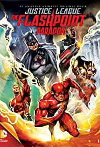 Primary photo for Justice League: The Flashpoint Paradox