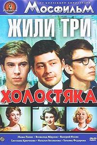 MP4 movie clip downloads Zhili tri kholostyaka by [1280x800]