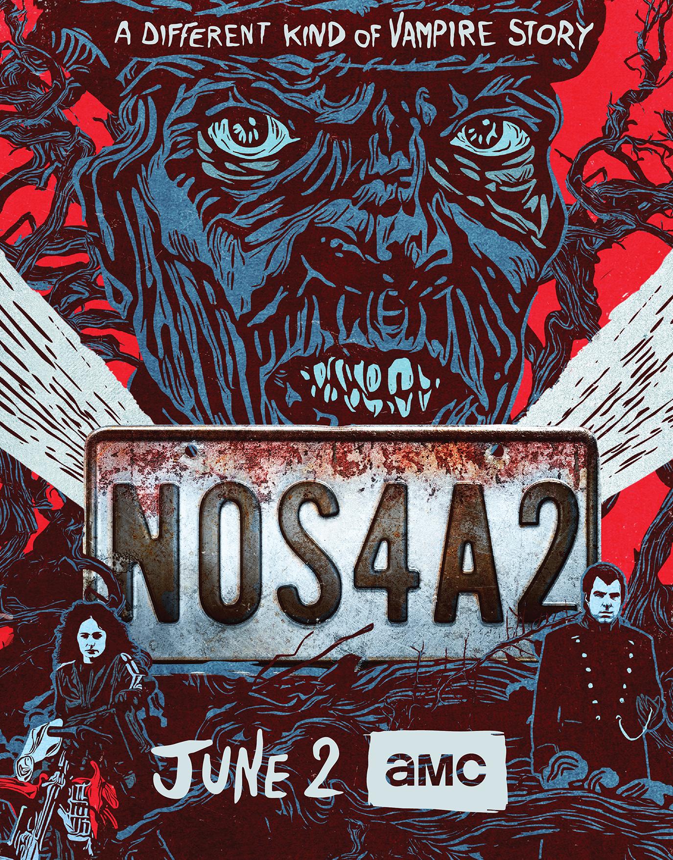 NOS4A2 (1 Sezonas)