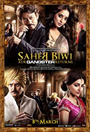 Saheb Biwi Aur Gangster Returns Poster