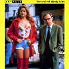 Woody Allen and Mira Sorvino in Mighty Aphrodite (1995)