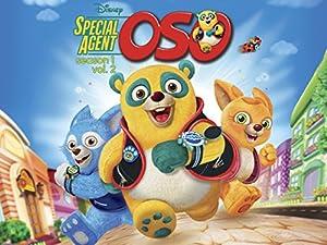 Where to stream Special Agent Oso