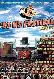 Resultado de imagen para Steve Wozniak's 1983 US Festival 1983