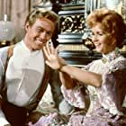 Debbie Reynolds and Harve Presnell in The Unsinkable Molly Brown (1964)