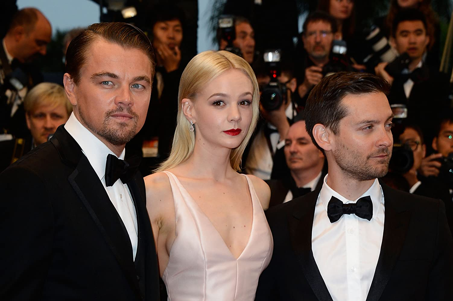 Leonardo dicaprio carey mulligan dating
