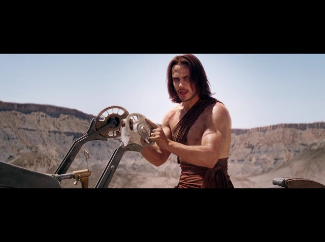 John Carter download di film mp4