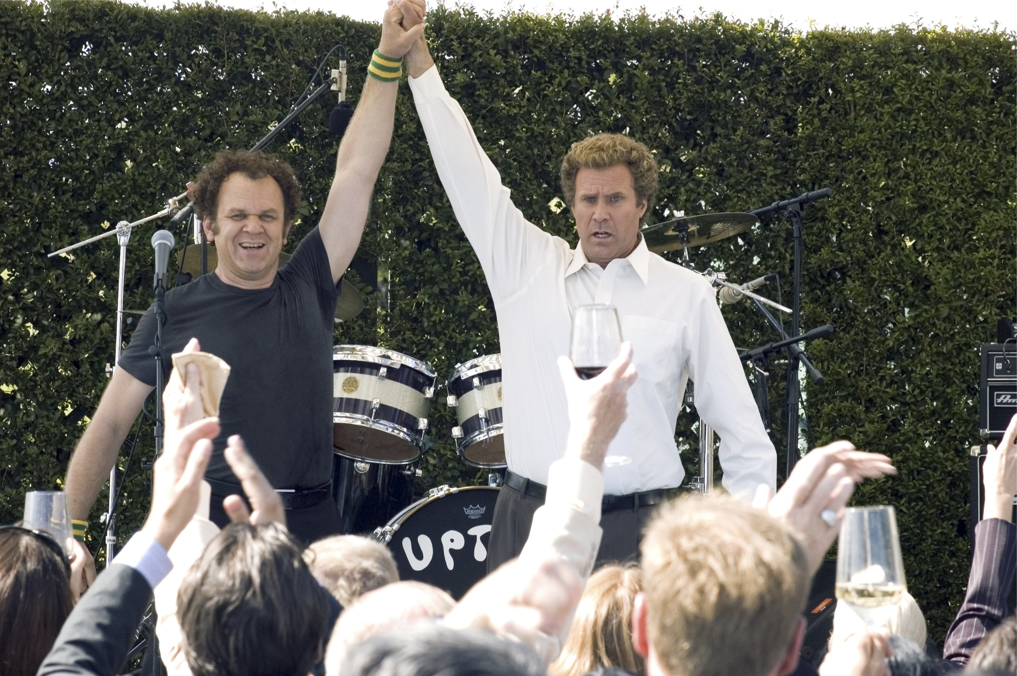 John C. Reilly and Will Ferrell in Step Brothers (2008)