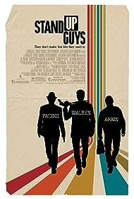 Al Pacino, Alan Arkin, and Christopher Walken in Stand Up Guys (2012)