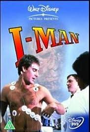 I-Man Poster