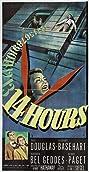 Fourteen Hours (1951) Poster