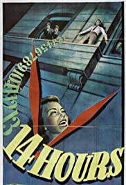 Fourteen Hours (1951) Poster - Movie Forum, Cast, Reviews