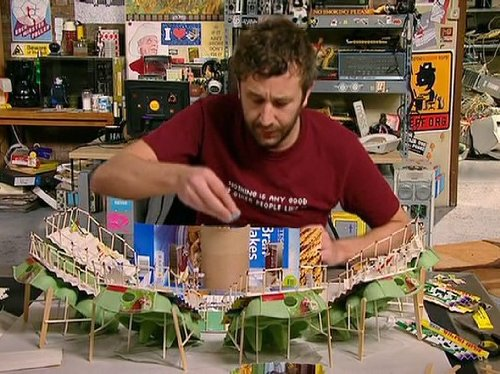 Chris O'Dowd in The IT Crowd (2006)