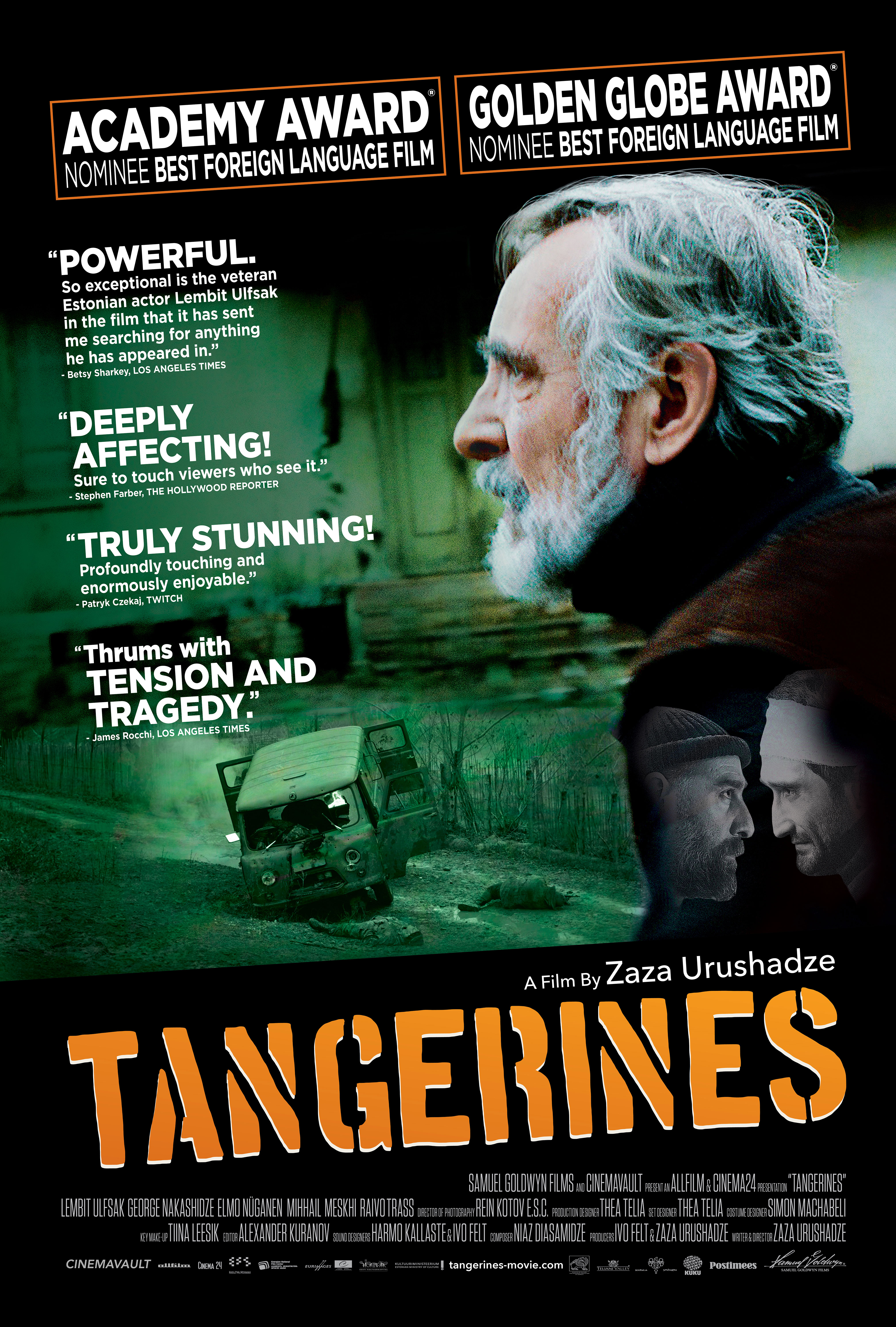 Tangerines (2013) BluRay 720p & 1080p