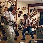 Patrick Swayze and Ben Gazzara in Road House (1989)