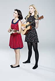 Riki Lindhome and Kate Micucci in Garfunkel and Oates (2014)