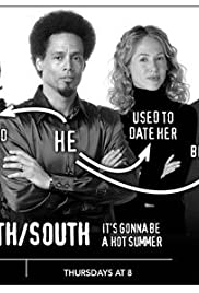 North/South Poster