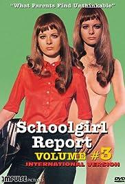 Schoolgirls Growing Up Poster