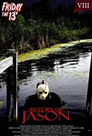Friday the 13th: Return of Jason Poster