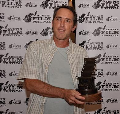 Austin Film Festival (Dark Hero Studios sci-fi award)