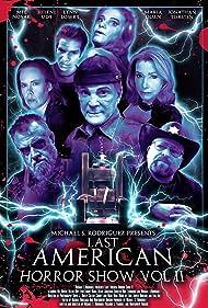 Lynn Lowry, Mel Novak, Jonathan Tiersten, Helene Udy, Maria Olsen, and Mike Ferguson in Last American Horror Show: Volume II