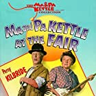 James Best, Percy Kilbride, Marjorie Main, and Lori Nelson in Ma and Pa Kettle at the Fair (1952)