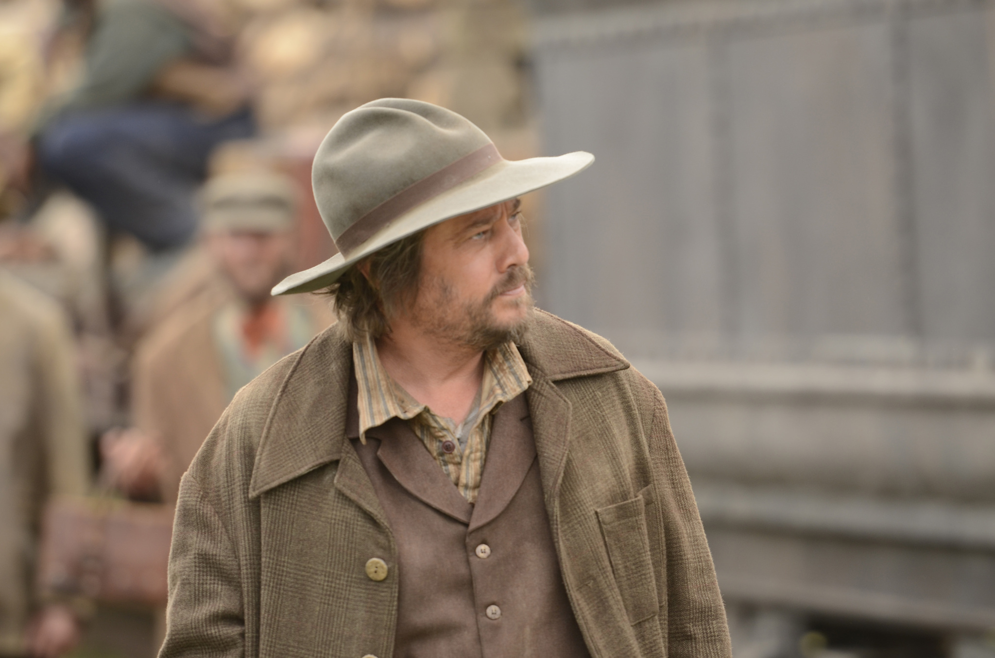 Duncan Ollerenshaw in Hell on Wheels (2011)