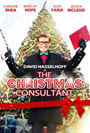 The Christmas Consultant Poster