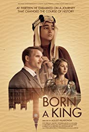 Born a King Poster