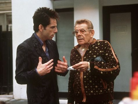 Ben Stiller and Jerry Stiller in Zoolander (2001)