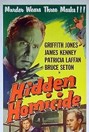 Hidden Homicide Poster