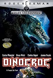 Dinocroc (2004) starring Costas Mandylor on DVD on DVD
