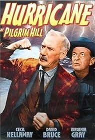Clem Bevans in The Hurricane at Pilgrim Hill (1950)