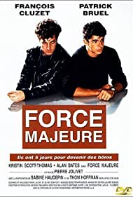 Force majeure (1989) Poster - Movie Forum, Cast, Reviews