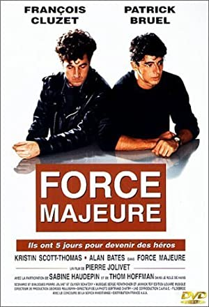 Where to stream Force majeure