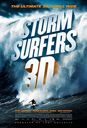 Where to stream Storm Surfers 3D