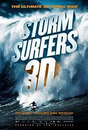 Storm Surfers 3D (2012) 720p